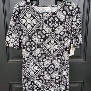 NWT Lularoe Small Julia Dress